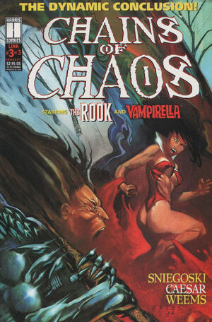 Chains of Chaos Vol 1 3