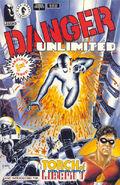 Danger Unlimited Vol 1 1