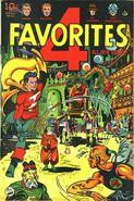 Four Favorites Vol 1 22