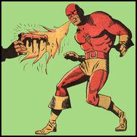 Frank Verrano (Earth-MLJ) of Mighty Comics Vol1 50