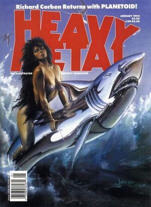 Heavy Metal Vol 15 6