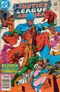 Justice League of America Vol 1 216