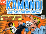 Kamandi Vol 1 58