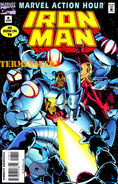 Marvel Action Hour, Featuring Iron Man Vol 1 8