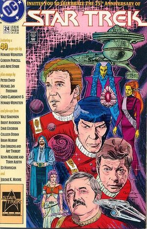 Star Trek (DC) Vol 2 24