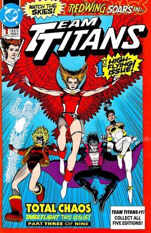 Team Titans Vol 1 1 Redwing
