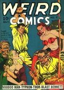 Weird Comics Vol 1 4