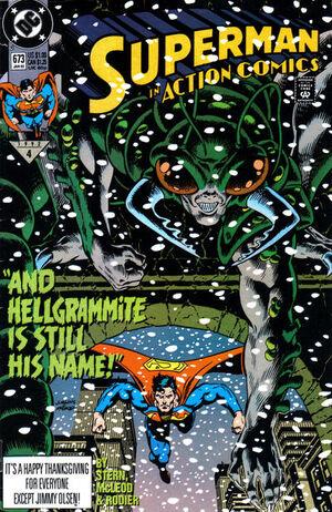 Action Comics Vol 1 673