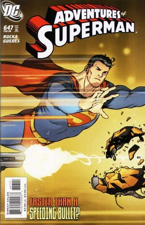 Adventures of Superman Vol 1 647