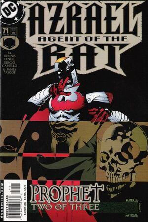 Azrael Agent of the Bat Vol 1 71