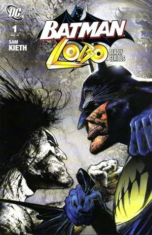 Batman Lobo Deadly Serious Vol 1 1