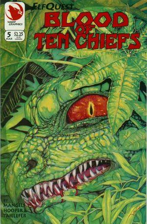 Elfquest Blood of Ten Chiefs Vol 1 5