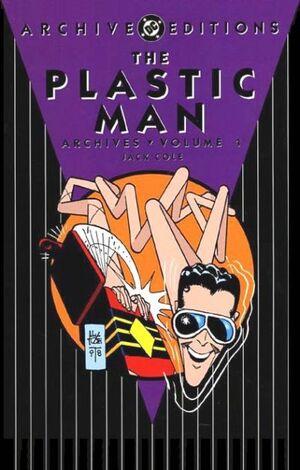 Plastic Man Archives Vol 1 1