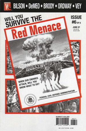 Red Menace Vol 1 6
