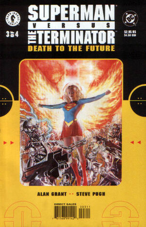 Superman vs The Terminator Vol 1 3