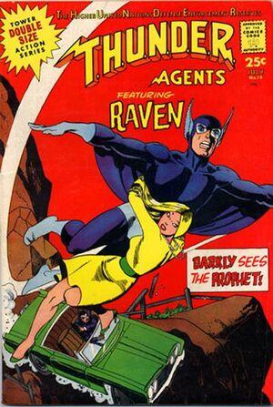 T.H.U.N.D.E.R. Agents Vol 1 14