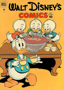 Walt Disney's Comics and Stories Vol 1 136