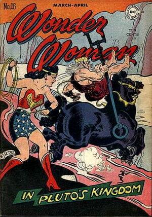 Wonder Woman Vol 1 16