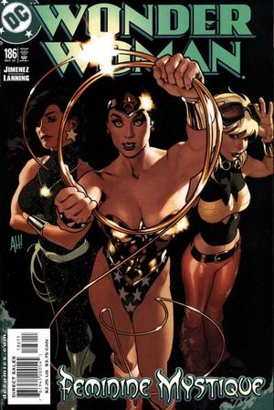 Wonder Woman Vol 2 186