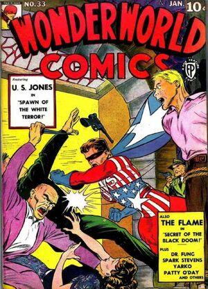 Wonderworld Comics Vol 1 33
