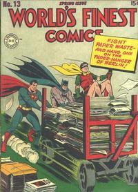 World's Finest Comics Vol 1 13