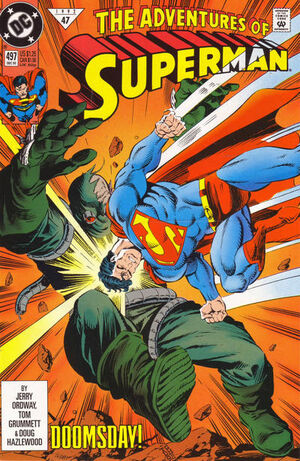 Adventures of Superman Vol 1 497