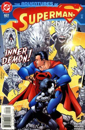 Adventures of Superman Vol 1 607