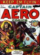 Captain Aero Comics Vol 1 1