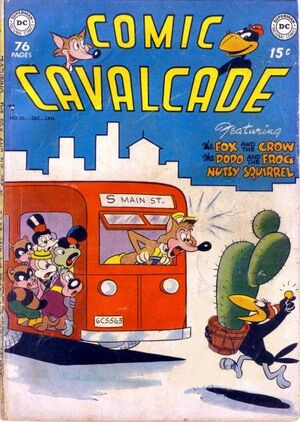 Comic Cavalcade Vol 1 36