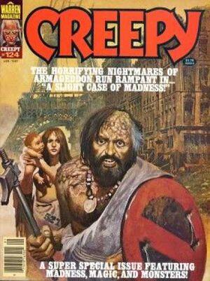 Creepy Vol 1 124