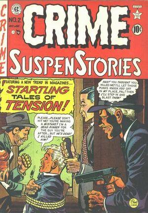 Crime SuspenStories Vol 1 2