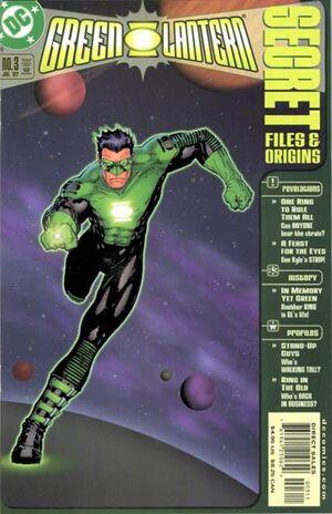 Green Lantern Secret Files and Origins Vol 1 3
