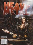 Heavy Metal Vol 34 4