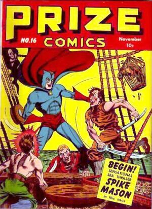 Prize Comics Vol 1 16