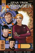 Star Trek Voyager Planet Killer Vol 1 2