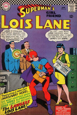 Superman's Girlfriend, Lois Lane Vol 1 64