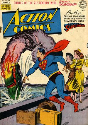 Action Comics Vol 1 145