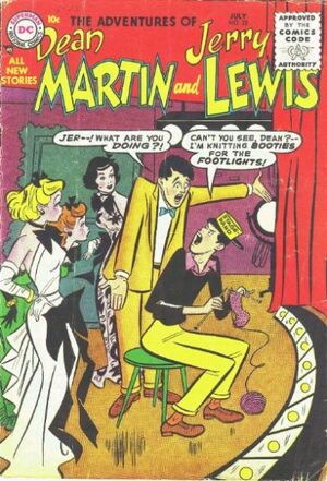 Adventures of Dean Martin and Jerry Lewis Vol 1 22