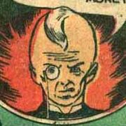 Claw (Earth-MLJ) from Pep Comics 8