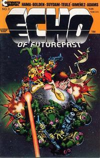 Echo of Futurepast Vol 1 3