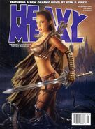 Heavy Metal Vol 30 5