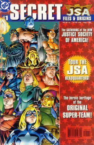JSA Secret Files and Origins Vol 1 1