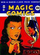 Magic Comics Vol 1 22