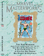 Marvel Masterworks Vol 1 79