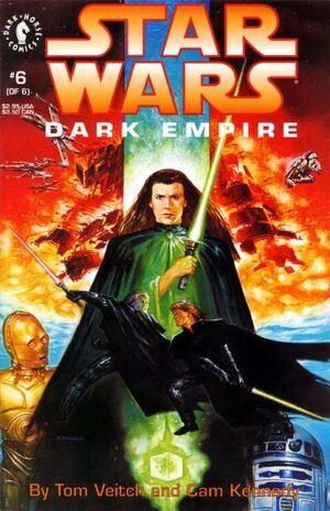 Star Wars Dark Empire Vol 1 6