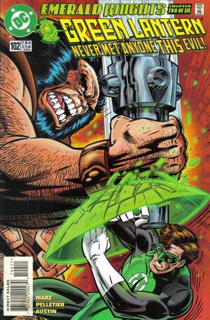 Green Lantern Vol 3 102