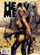 Heavy Metal Vol 24 4