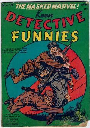 Keen Detective Funnies Vol 1 19