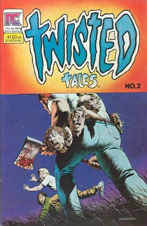 Twisted Tales Vol 1 2