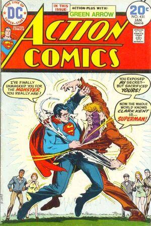 Action Comics Vol 1 431